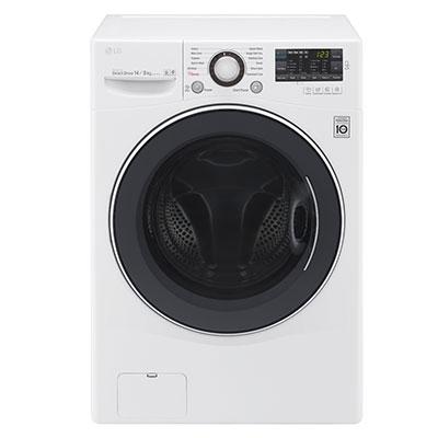 Máy giặt sấy LG Inverter 14 kg F2514DTGW