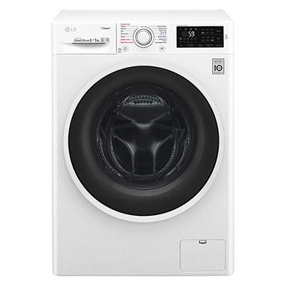 Máy giặt sấy LG Inverter 8.5 kg FC1408D4W
