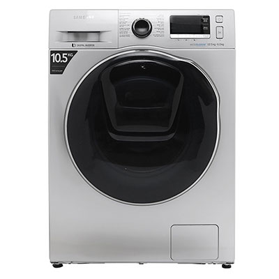 Máy giặt sấy Samsung 10.5 kg WD10K6410OS/SV