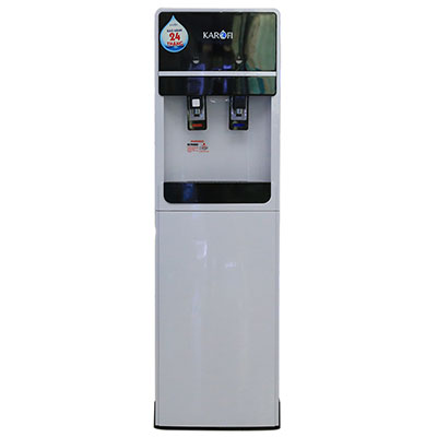 Máy nước uống nóng lạnh Karofi HC02-W