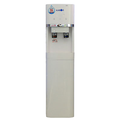 Máy nước uống nóng lạnh Karofi HC300-W