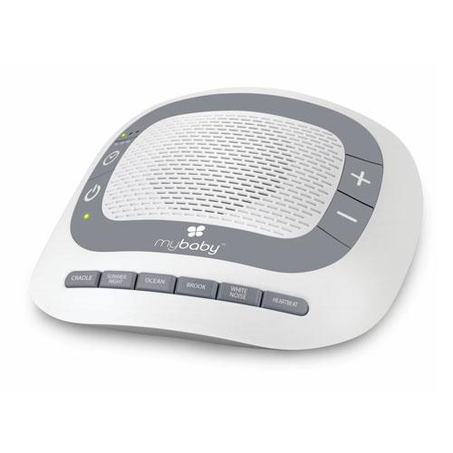 Máy ru ngủ âm thanh trắng Homedics MYB-S205B/MYB-S205