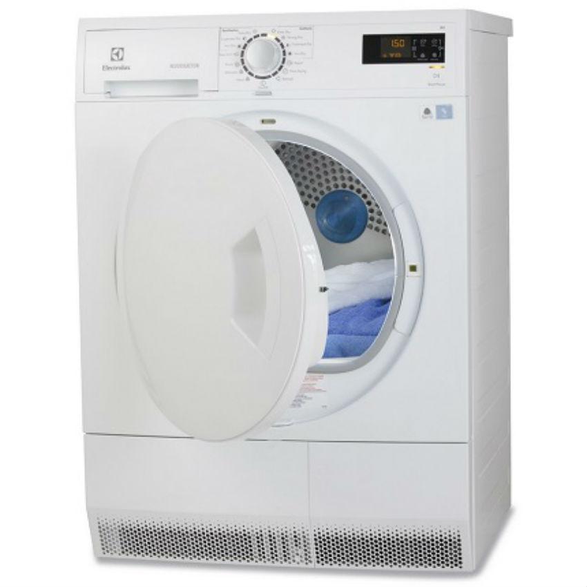 Máy sấy quần áo Electrolux EDC2086PDW