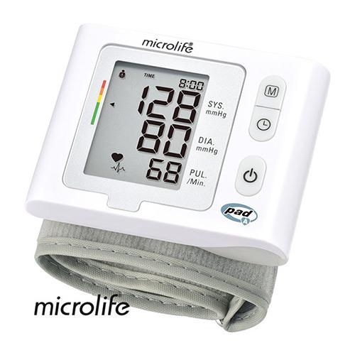Máy đo huyết áp cổ tay Microlife 3NV1-3E