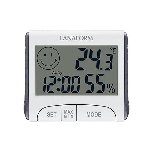 Nhiệt ẩm kế điện tử Lanaform LA120701