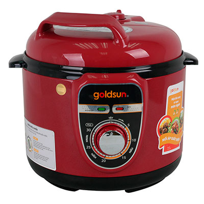 Nồi áp suất điện Goldsun EP-GBK50P(R)