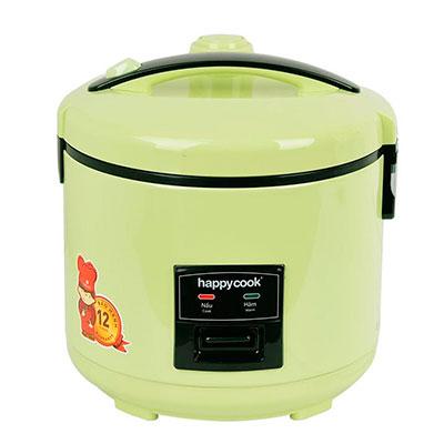 Nồi cơm điện nắp gài Happy Cook 1.8 lít HCJ-181