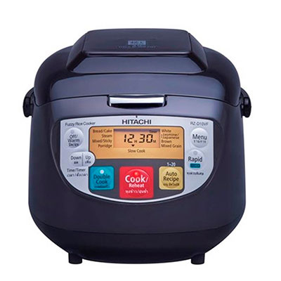 Nồi cơm điện tử Hitachi 1 lít RZ-D10VFY