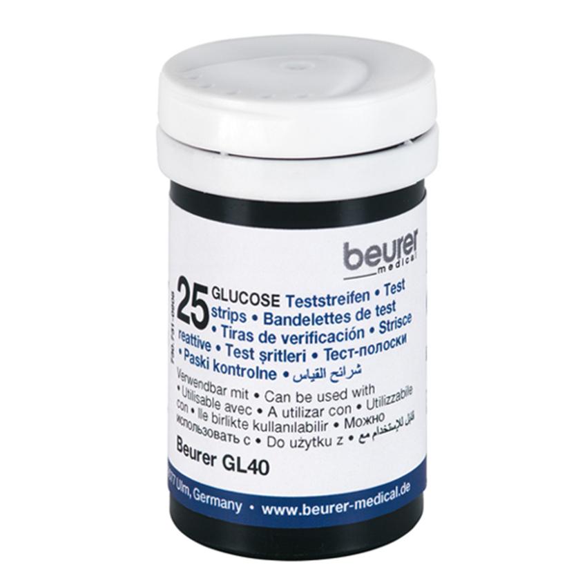 Que thử dành cho máy đo đường huyết Beurer GL40