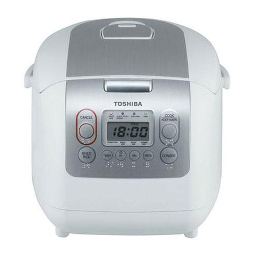 Nồi cơm điện tử Toshiba RC-18NTFV(W)