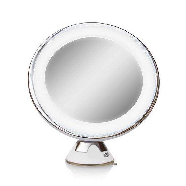 Gương tròn trang điểm gắn LED RIO MMSU