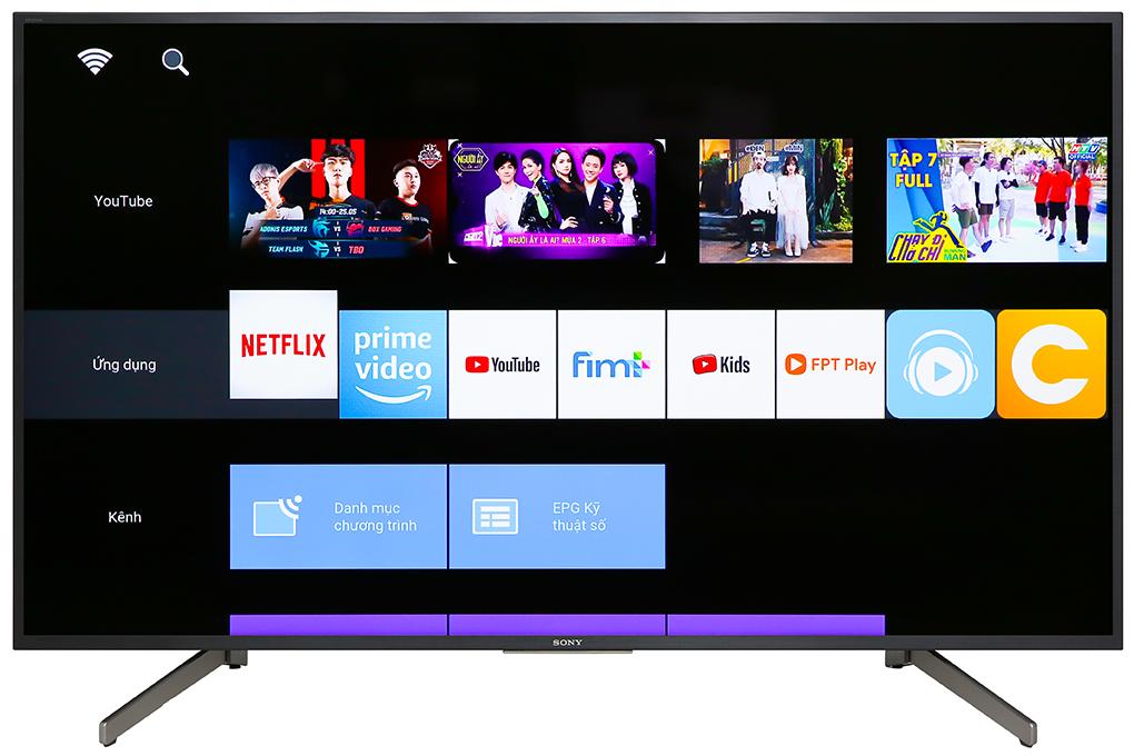 Smart Tivi Sony 4K 55 inch KD-55X7000G