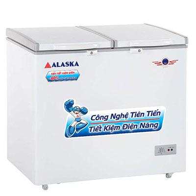 Tủ đông Alaska BCD-5567N