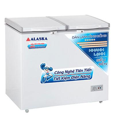 Tủ đông Alaska BCD-5568C