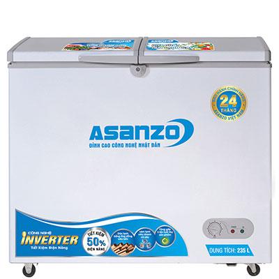 Tủ đông Asanzo 1 ngăn đông AS-4100R1