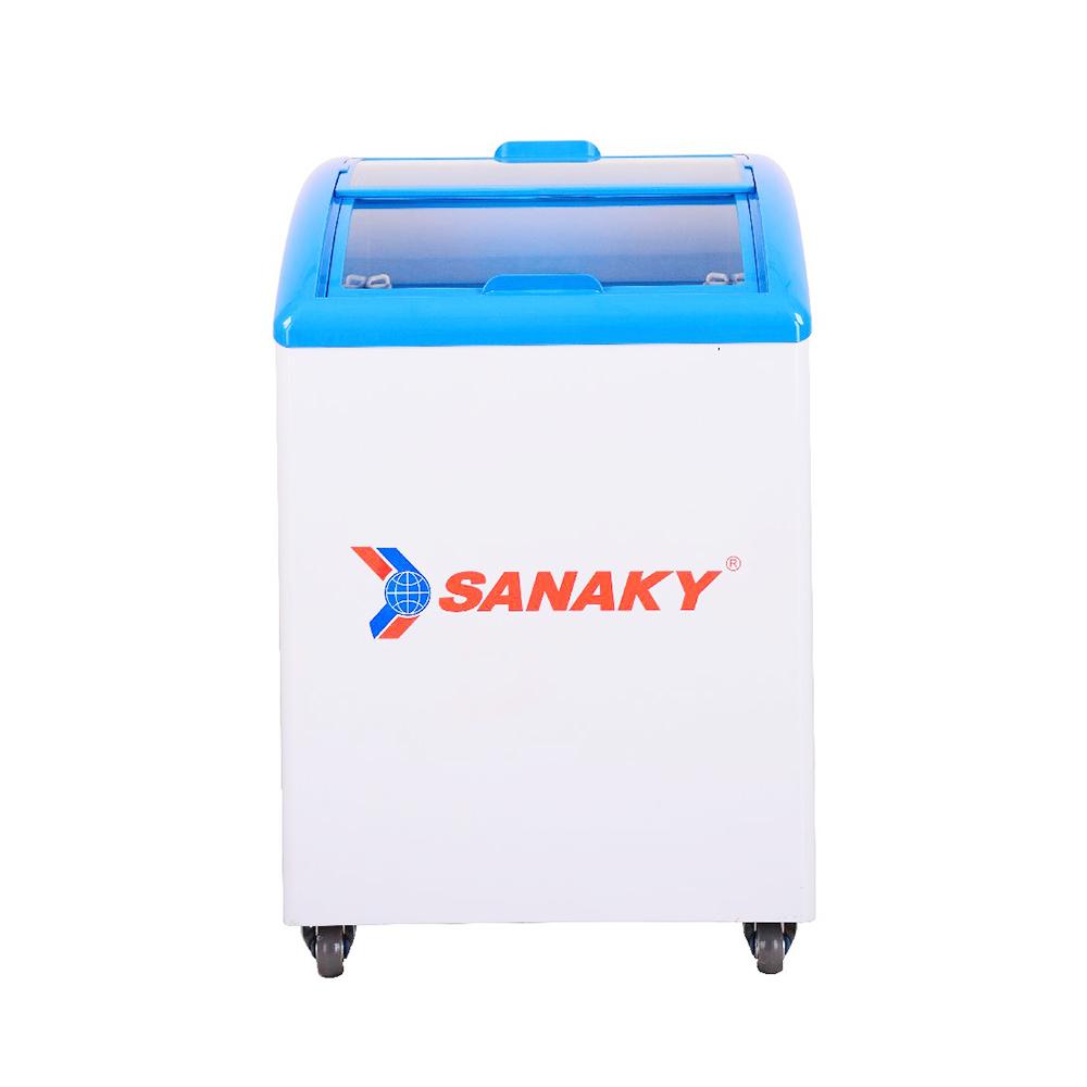 Tủ đông Sanaky VH-182K dung tích 140 lít