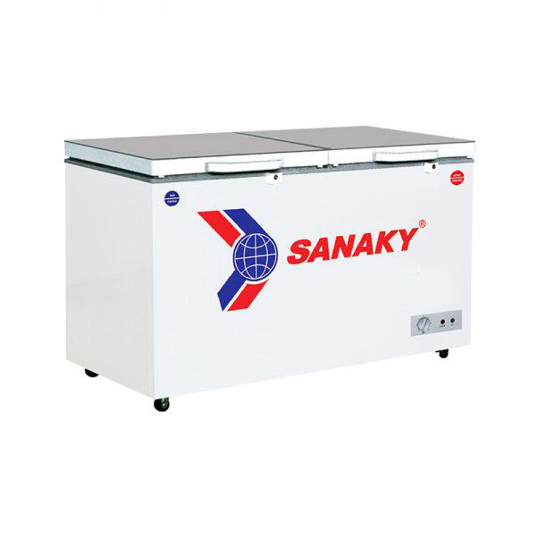 Tủ đông Sanaky VH-2599W2K dung tích 195 lít
