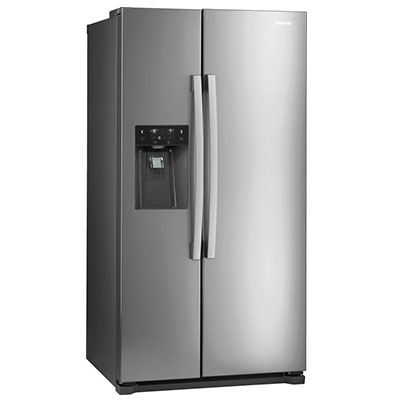 Tủ lạnh Gorenje 608 lít NRS9181CX