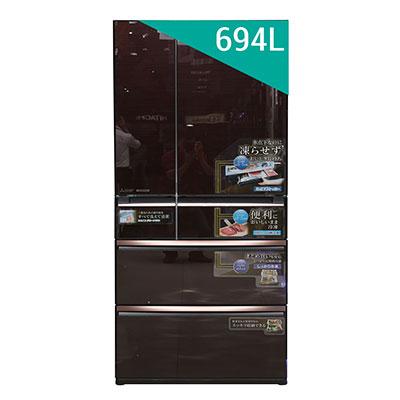 Tủ lạnh Mitsubishi Electric 694 lít MR-WX71Y