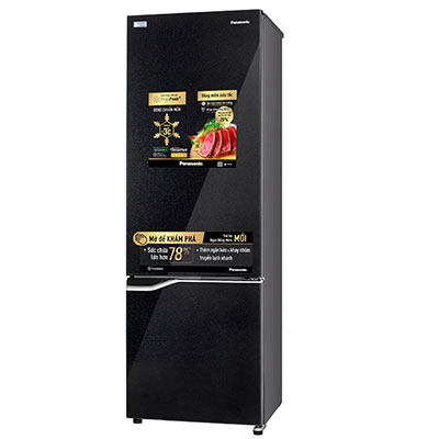 Tủ lạnh Panasonic Inverter 255 lít NR-BV289QKV2