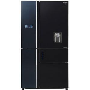 Tủ lạnh Sharp 758 lít SJ-F5X75VGW-BK