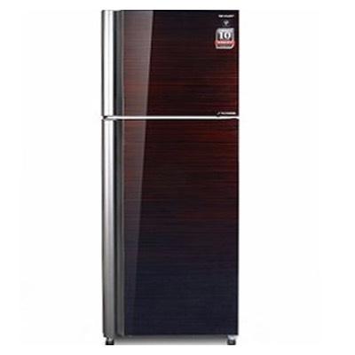 Tủ lạnh Sharp Inverter 394 lít SJ-XP430PG-BK