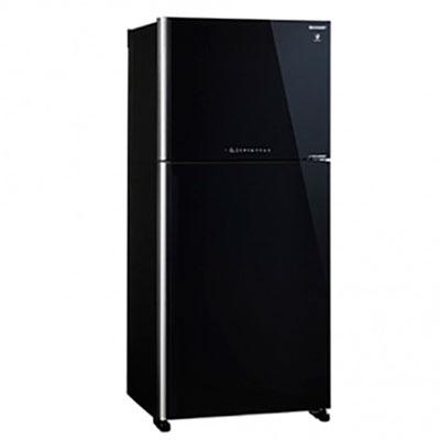Tủ lạnh Sharp Inverter 394 lít SJ-XP435PG-BK