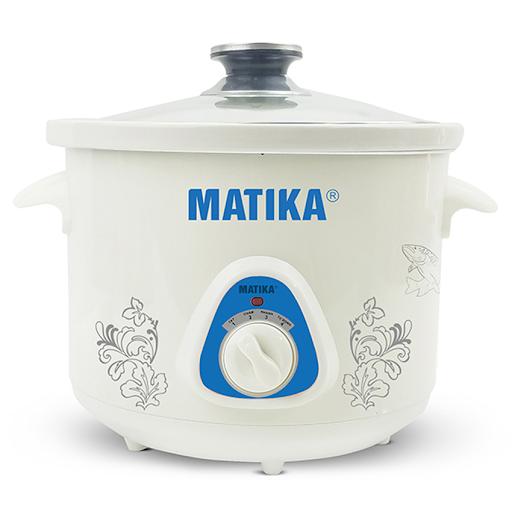Nồi kho cá Matika MTK-9115 Dung tích 1,5L