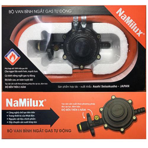 Bộ van dây ngắt gas tự động Namilux NA-345S