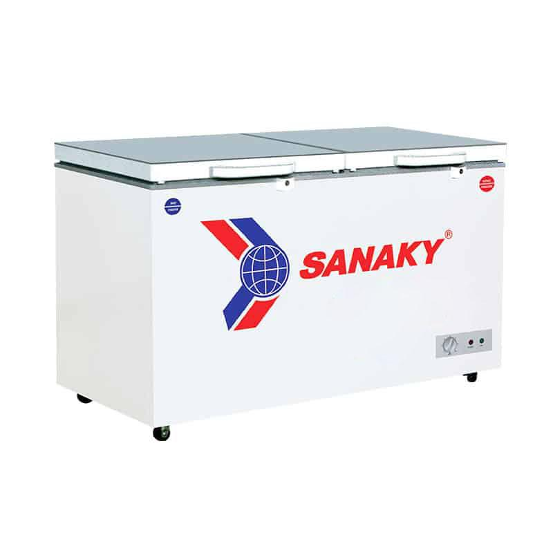 Tủ đông Sanaky VH-2599A2K dung tích 208 lít