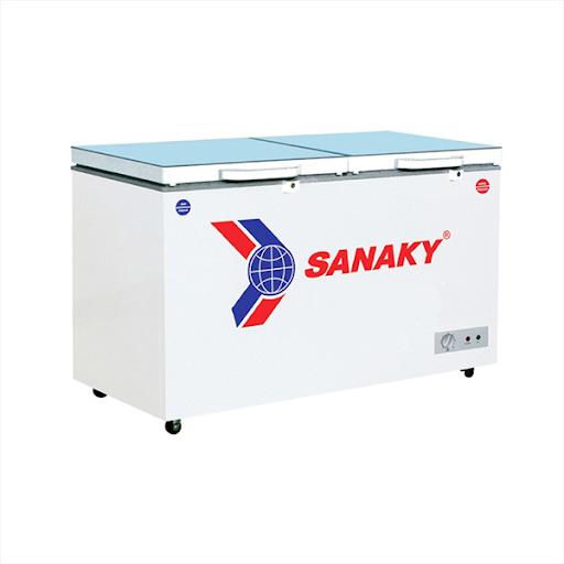 Tủ đông Sanaky VH-2599W2KD dung tích 195 lít