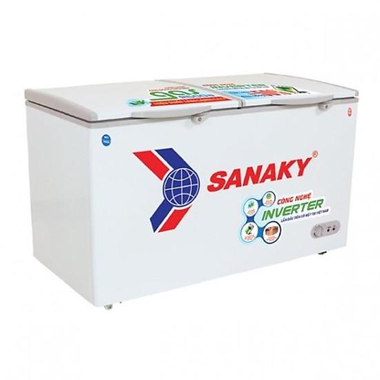 Tủ đông Sanaky VH-2599W3 dung tích 195 lít