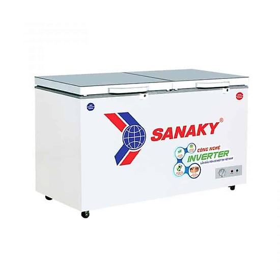 Tủ đông Sanaky VH-2899A2KD dung tích 235 lít