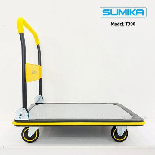 Xe đẩy hàng đa năng Sumika T300 - tải trọng 300kg